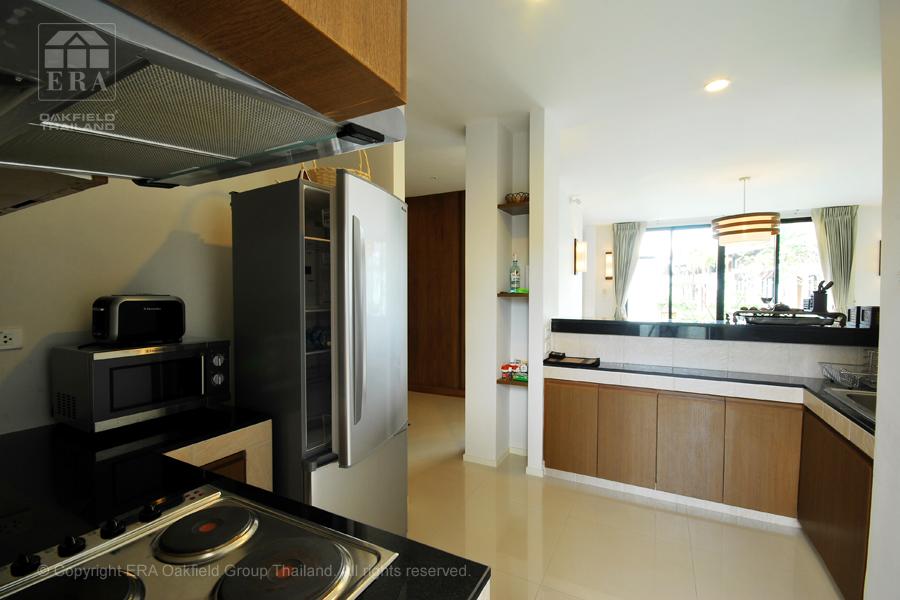 Hyra hus Rayong kök