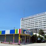 Exterior of Bangkok Hospital Rayong