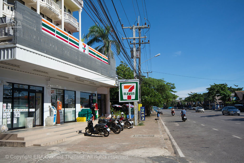 7-Eleven on beach road