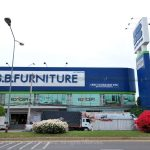 Exterior of SB Furniture