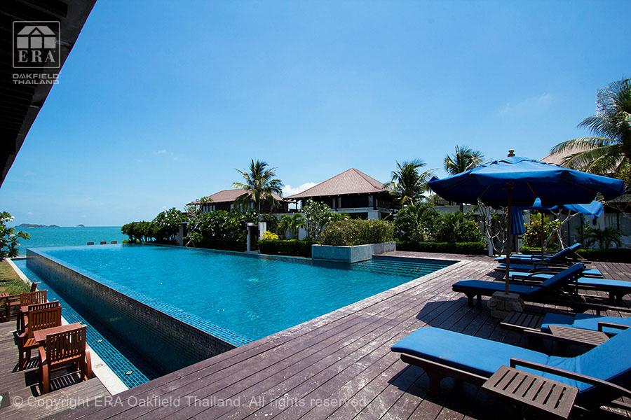 ERA Thailand hyra hus pool strand