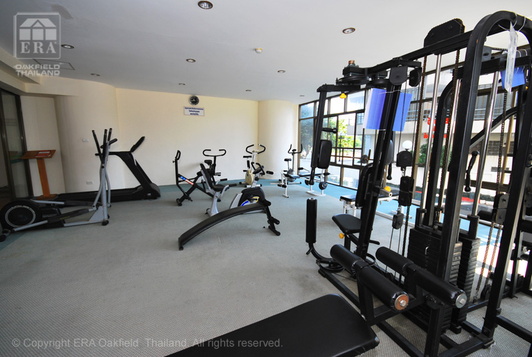 gym equipment av VIP Condominium