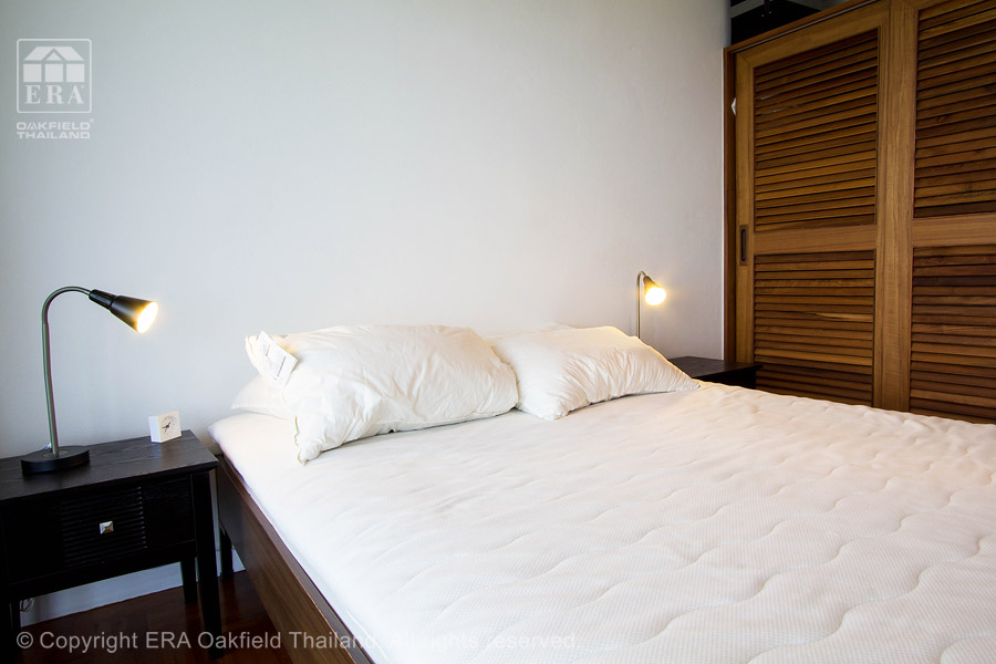 Hyra bostad Ban Phe sovrum