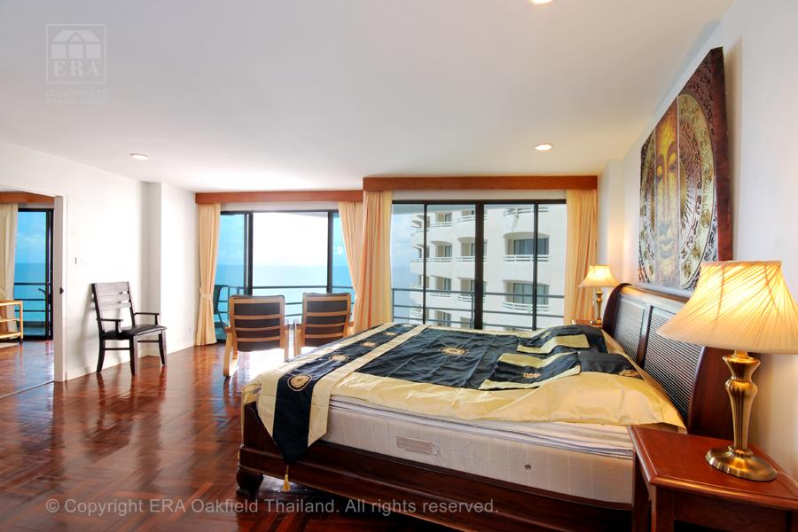 Hyra lägenhet Ban Phe Thailand Master bedroom